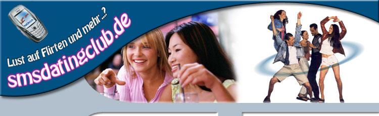 Herzlich Willkommen... bei smsdatingclub.de! Deutschlands erfolgreichste - private - Flirt-Community per SMS und tollem Flirt-Chat! Du bist Single? und hast Lust auf aufregende Flirts? ...und heisse Blind-Dates? Dann nichts wie ran... hol Dir die Lizenz zum Flirten per sms gratis aufs Handy!